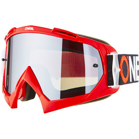 ONeal B-10 Goggle TWOFACE red